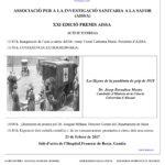 Avís: Acte Premis AISSA 2017